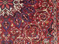Antique Bakhtiar Rug (9 of 11)