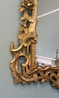 Stunning Large Gilt Pier Mirror (4 of 5)