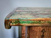 Original Paintwork Table Country Table (4 of 6)