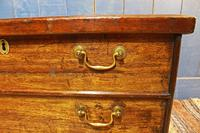 19th Century Country Elm Trunk (9 of 13)