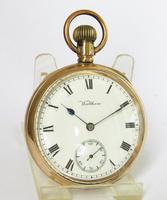 Antique 1912 Waltham Traveler Pocket Watch (2 of 5)