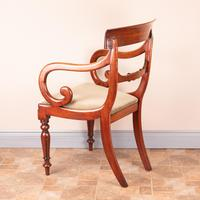 Set of Eight 19th Century Mahogany Dining Chairs (22 of 26)