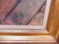Oil on Board Azaelas in a Pot Listed Artist Richard Sorrell RWS (2 of 12)