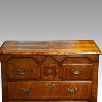 George III Walnut Norfolk chest (10 of 13)