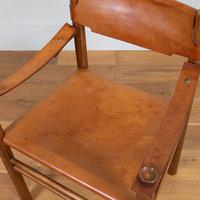 Leather Ibisco Sedie Chairs We Have 2 (5 of 13)
