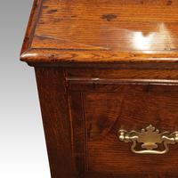 George III Long Oak Dresser Base (4 of 14)