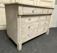 French Empire Chest of Drawers (4 of 24)