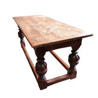 Beautiful 17th Century Oak Refectory Table (2 of 6)
