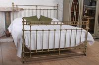 Gorgeous Bow Foot Victorian Super King Size Bed