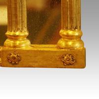 Regency English gilt pier mirror (3 of 6)