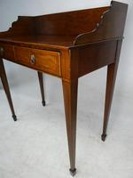 Neat 19th Century English Side Table (3 of 10)