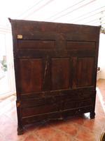 Country Oak Press Cupboard c.1730 (3 of 10)