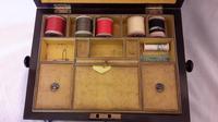Regency Rosewood Ladies Work Box (7 of 11)