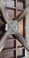 Regency Mahogany Breakfast Table / Dining Table - Seats Eight (3 of 12)