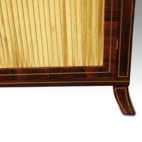 Regency Brass Inlaid Rosewood Side Cabinet (5 of 8)
