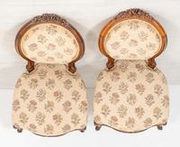 Victorian Rosewood Parlour Suite (23 of 23)