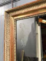 Large French landscape overmantle mirror (4 of 6)