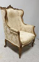 Super French Louis XV Wing Armchair (6 of 12)