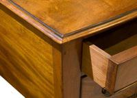 George III Mahogany Bowfronted Dressing Table c1780 (6 of 7)