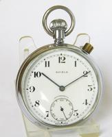 1940s Shield Time Trials 'Richmond Timer' Pocket Watch (2 of 4)