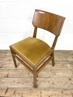 Set of Eight Mid Century Dining Chairs – Ben of Frome Style (5 of 8)