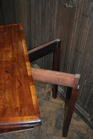 Chippendale Serpentine Mahogany Card Table (8 of 10)