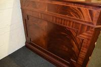 Huge Antique Design Mahogany Partners Desk (11 of 12)