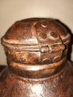 18th Century Iron Banded & Riveted Cream Can (7 of 13)