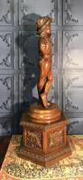 Italian Carved Hardwood Figure of a Boy (8 of 23)