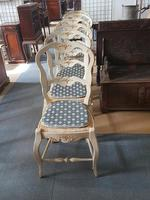 6 Painted French Chairs (2 of 6)