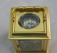 Elkington London Gorge Case Carriage Clock & Box (4 of 5)