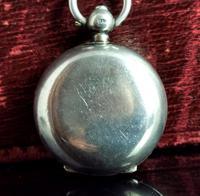 Antique Silver Sovereign Case (3 of 10)