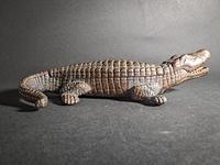 Crocodile Vesta Cigarette Case (5 of 5)