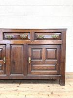 18th Century Welsh Oak Dresser Base (4 of 10)