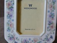 Two Wedgwood Bone China Photo Frames (2 of 5)