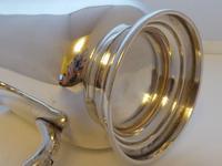 Viners 1960 Half 1/2 Pint Hallmarked Solid Silver Tankard Christening Mug 194g (6 of 10)