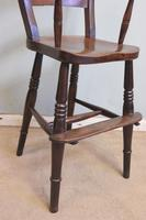 Antique Childs Windsor Highchair (5 of 12)