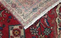 Small Hand Woven Hamadan Rug (4 of 4)