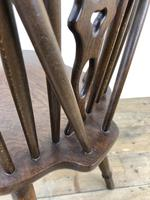 Set of Four Wheelback Dining Chairs (9 of 11)