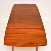 1950's Vintage Mahogany Dining Table by Peter Hayward for Vanson (8 of 11)