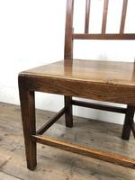 Pair of 19th Century Oak Farmhouse Chairs (12 of 13)