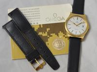 1977 Omega Geneve Wristwatch with Paperwork (7 of 7)