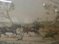 Pair Watercolours Coaching Scene (5 of 9)