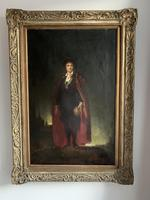 19th Century Oil on Canvas after Sir Thomas Lawrence (4 of 4)