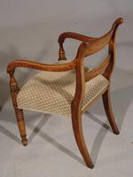 Attractive Set of 8 '6+2' Regency Period Mahogany Chairs (7 of 7)