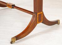 Mahogany Regency Style Sofa Table (6 of 10)