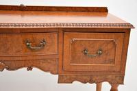 Antique Burr Walnut  Server / Side Table (11 of 11)