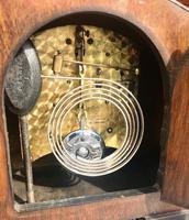 Wonderful 1940's English Chiming Mantel Clock by Garrard. (6 of 7)