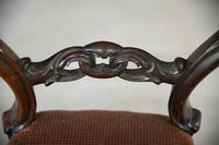 Pair of Rosewood Dining Chairs (6 of 10)