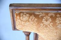 Victorian Walnut Occasional Chair (7 of 11)